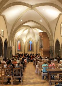 Oratório de Calvino (Genebra) - Temple de l'auditoire (Geneva)