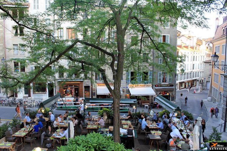 Place du Bourg-du-Four (Genebra / Geneva)