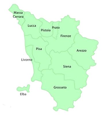 Mapa1_Provincias_Toscana