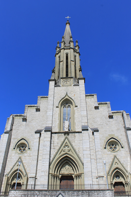 Église de Châtel-St-Denis