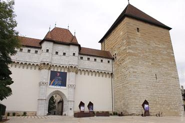 Fachada do Musée-Château
