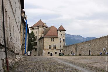 Interior do Musée-Château