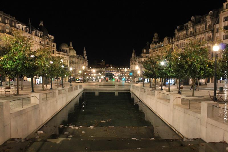 Vista da Avenida dos Alagados (foto tirade em frente à Câmara Municipal)
