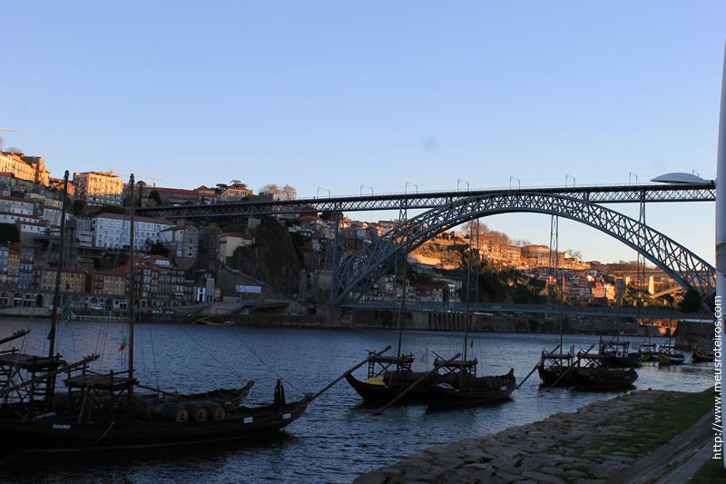 Ponte Luiz I vista de Nova Gaia