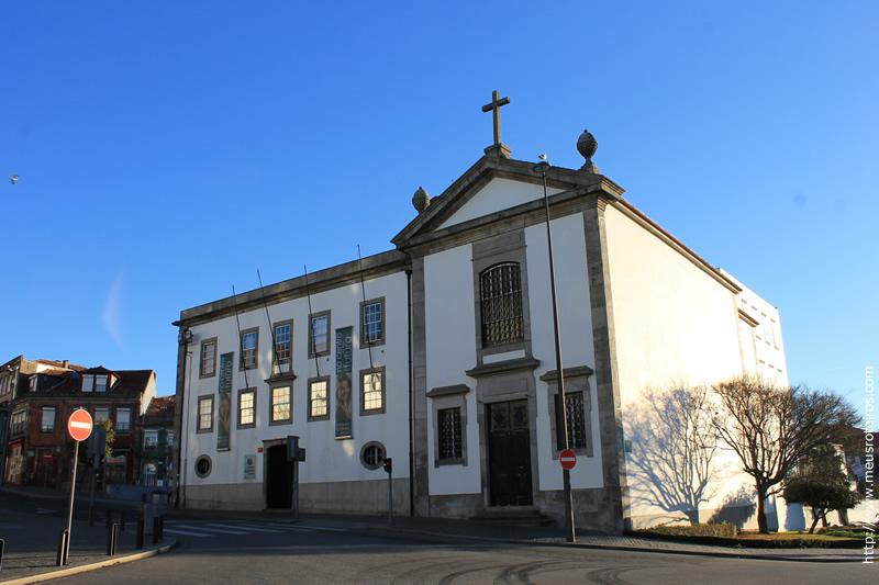 Prédio da Universidade Lusófona do Porto