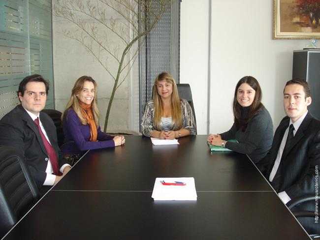 Primeira reunião da Comissão com a Dra. Sonia Lacerda