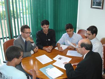 Comissão de Brasília com o Dep. Federal João Dado