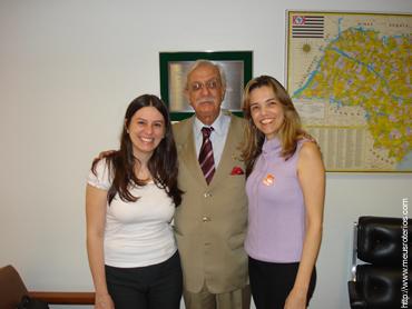 Comissão com o Dep. Federal Marcelo Ortiz