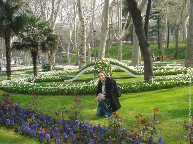 Parque_Gulhane_Istambul