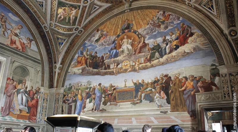 Museus do Vaticano: uma experiência única!