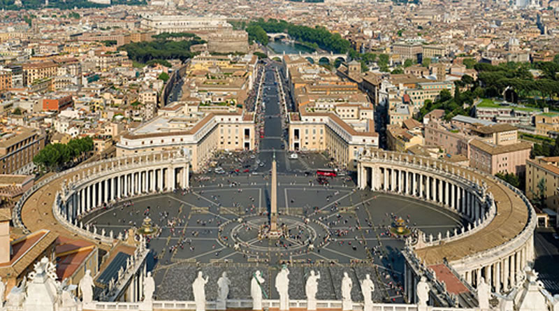 Praça de São Pedro | Vaticano | Itália