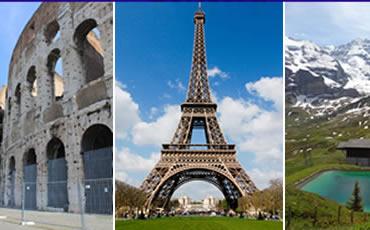 Dicas importantes para quem vai viajar para a Europa