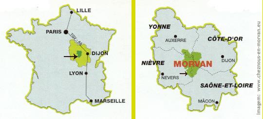 Onde está localizado o Parque Morvan
