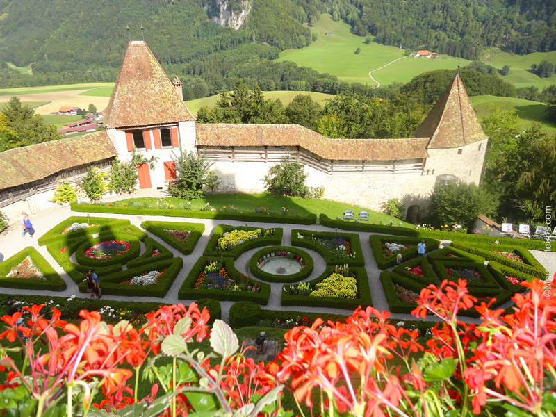 Gruyères - Fribourg - Suíça