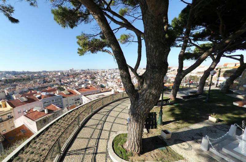 Miradouro da Senhora do Monte (Lisboa)