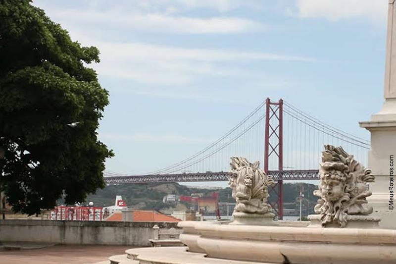 Miradouro do Largo das Necessidades (Lisboa)