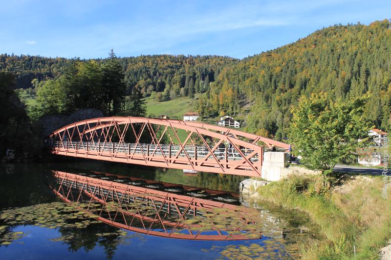 Ponte de Biaufond - Suíça