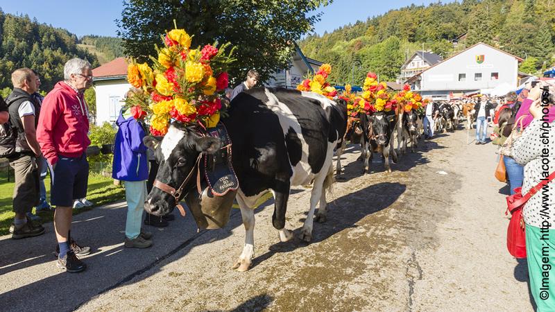 Saint Cergue -Suíça