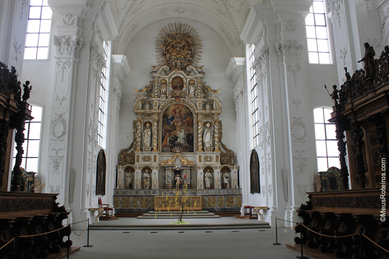 Monastério St Urban - Suíça