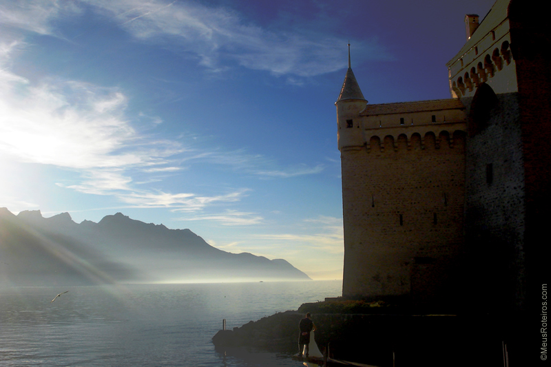 Chaâteau Chillon / Switzerland