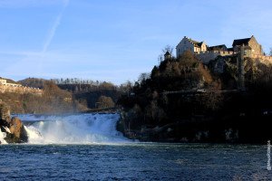 Rheinfall / Rhine Fall (Switzerland) - Cataratas do Rio Reno (Suíça)