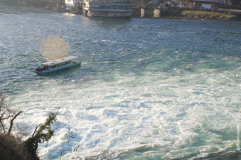 Rheinfall / Rhine Fall / Cataratas do Rio Reno (Suíça)