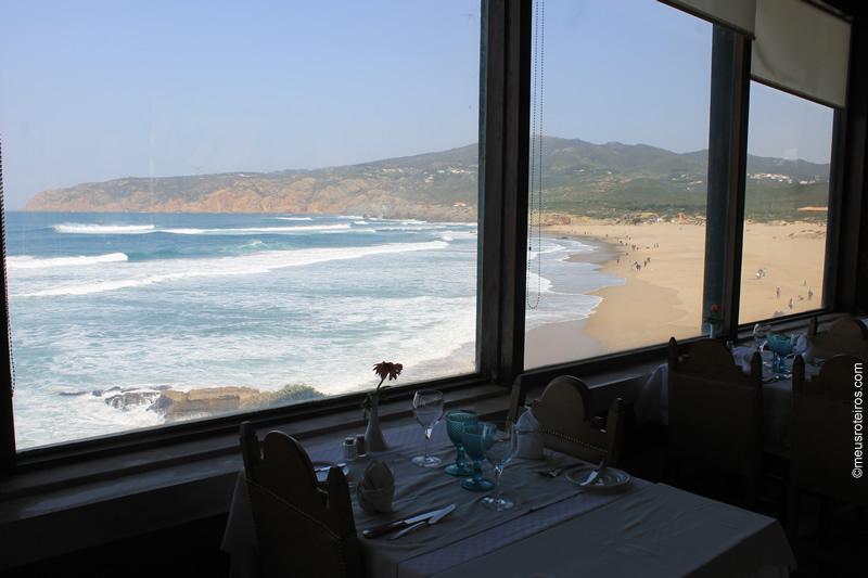 Restaurante Muchaxos (Praia do Guincho - Cascais)