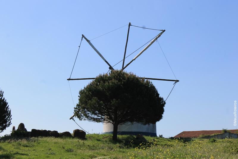 Trilhas de Portugal: moinho de vento