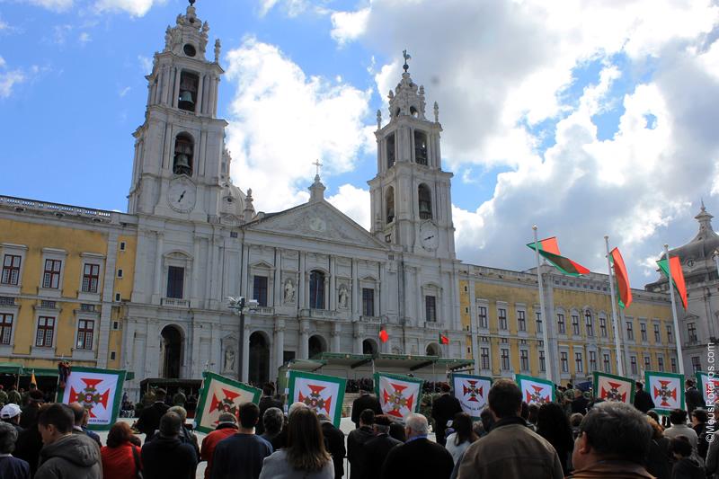 Palácio de Mafra - Portugal