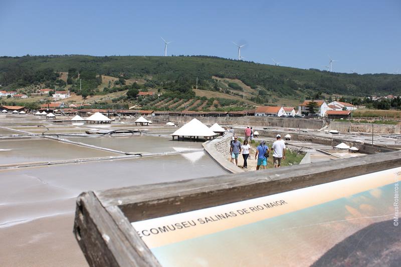 Salinas de Rio Maior (Portugal)