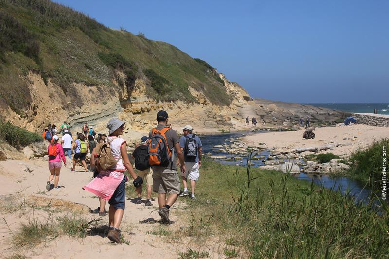 Turismo em Portugal: Trilha Praia das Maçãs, Adraga e Praia Grande