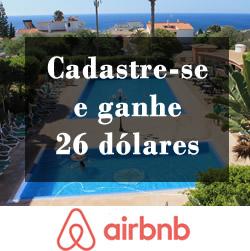 AirBnb - promoção