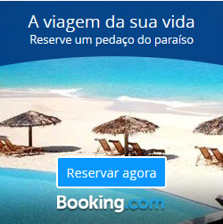 Banner do Booking