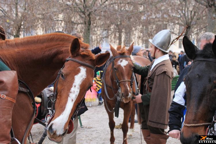 Festa da Escalada(Genebra) - Fête de l'Escalade (Genève)