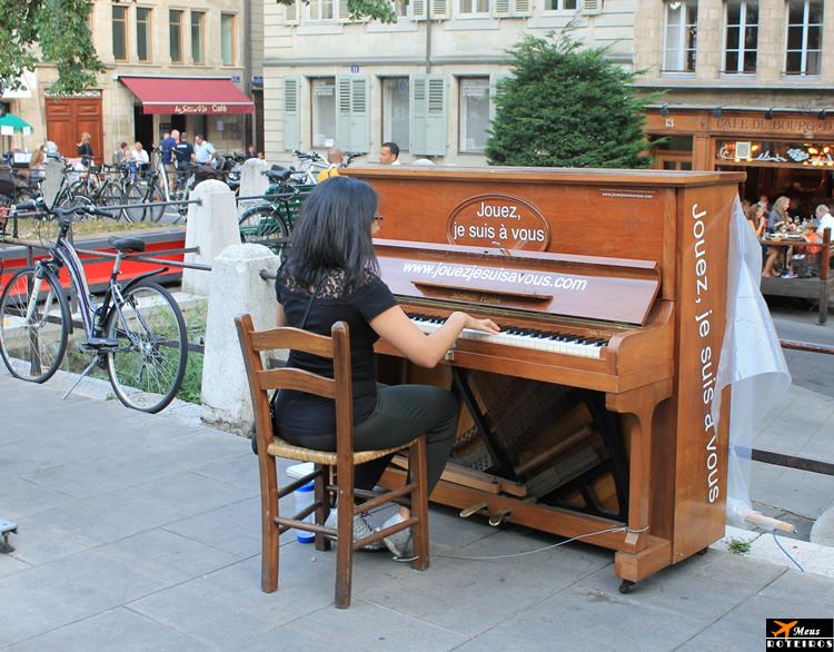 Festa da Música (Genebra) / Fête de La Musique (Geneva)