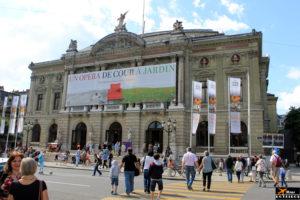 Grande Teatro Genebra - Grand Théatre Genève