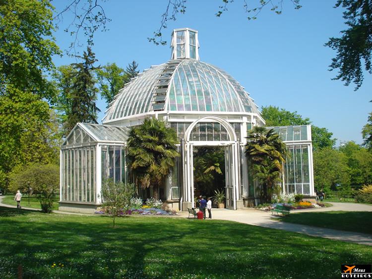 Botanical Garden (Geneva), Jardim Botâncio (Genebra)
