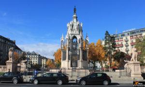 Monumento Brunswick (Genebra) / Geneva