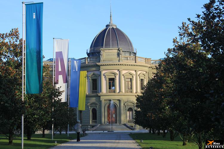 Museu Ariana (Genebra) / Ariana Museum (Geneva)