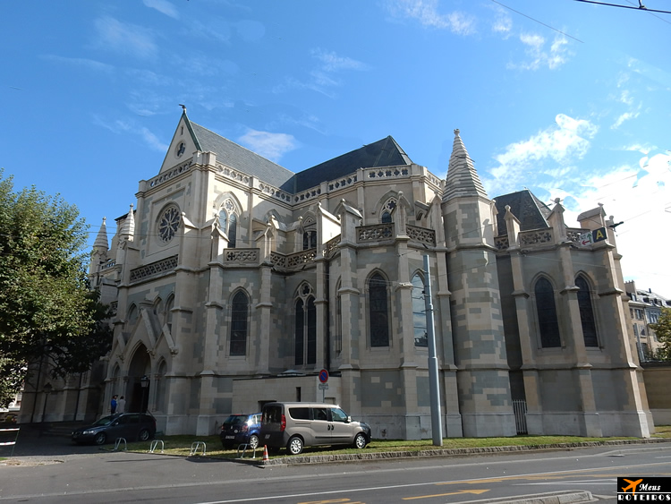 Igreja Notre Dame de Genebra - Notre Dame Church (Geneva)
