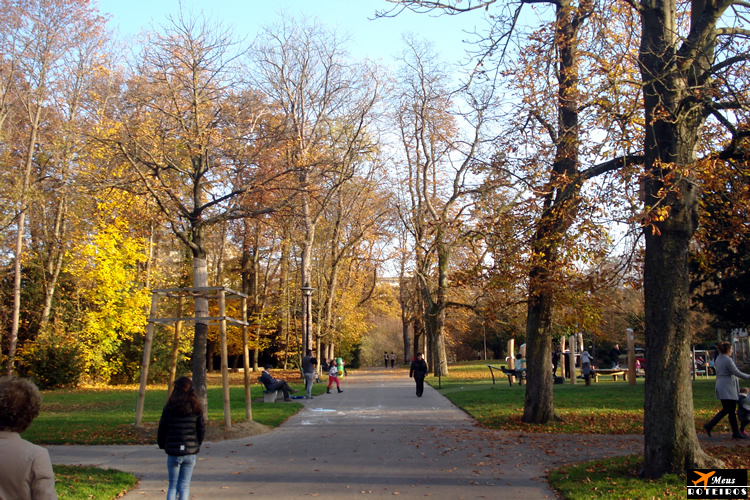 Parc Bertrand (Geneva) / Genebra