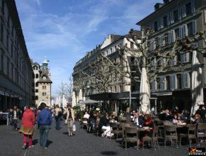 Praça do Molard (Genebra) - Place du Molard (Geneva)