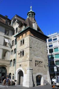 Torre Molard (Genebra) / Molard Tower (Geneva)