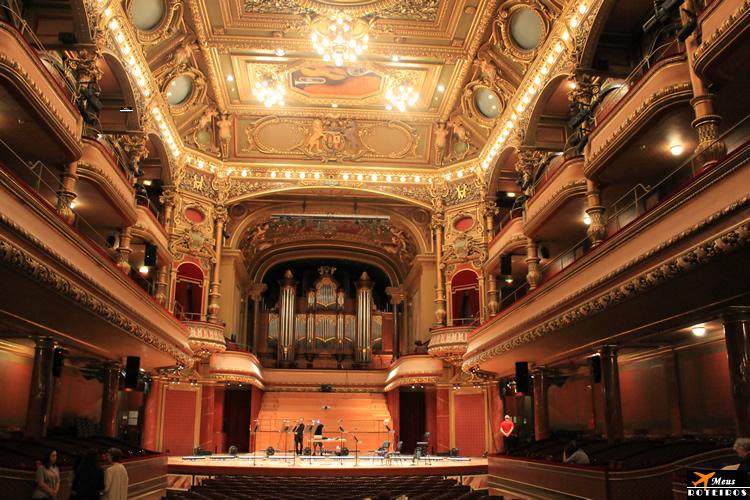 Victoria Hall Genebra / Victoria Hall Geneva