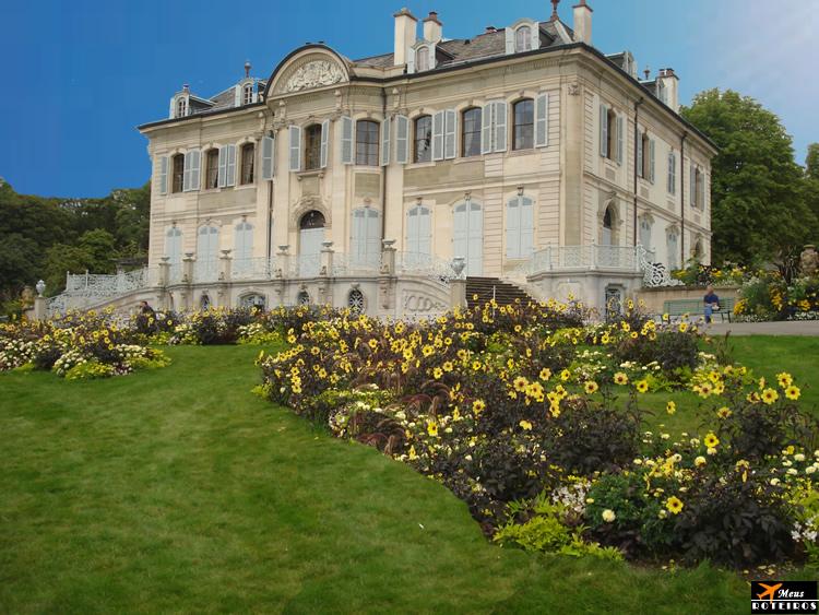 Parc Eaux-Vives (Genebra), Geneva