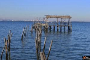 Cais Palafítico da Carrasqueira / Carrasqueira's Palafitte Dock (Alentejo, Portugal)