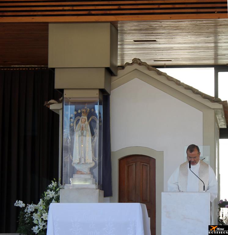 Capela das Aparições / Chapel of the Apparitions