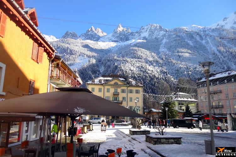 Chamonix Mont-Blanc (França) / Chamonix Mont-Blancanc (France)