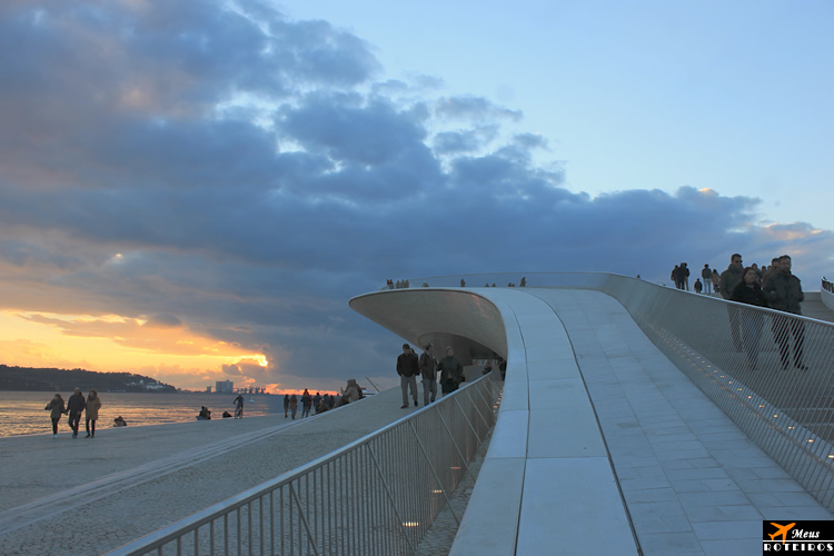 MAAT - Museu de Arte, Arquitetura e Tecnologia de Lisboa - Museum of Art, Architecture and Technology of Lisbon (Portugal)