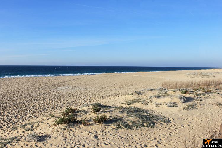 Praia da Costa de Santo André / Costa de Santo André Beach (Alentejo, Portugal)